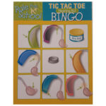 Hearing Aid Tic Tac Toe/Bingo